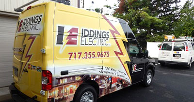 Iddings Electric - Licensed electrician