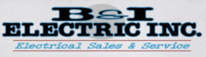b&I electric logo